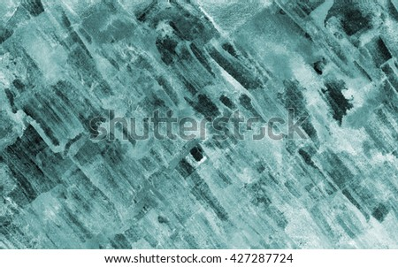 Paint Brush TextureAbstract Texture Art Background Colorful Effect Of And