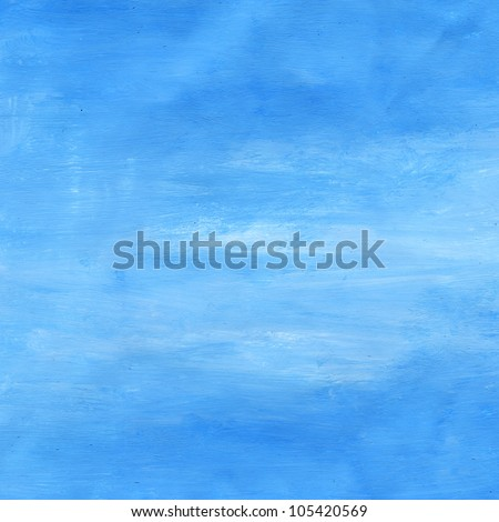 Paint Water Color Paper Texture Background Scrapbooking - stock photo