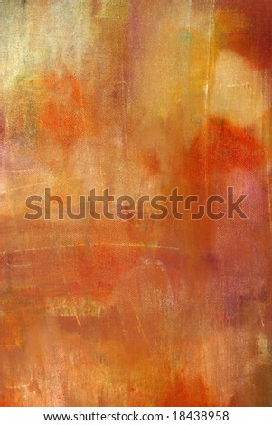 Painted background with charming colors - stock photo