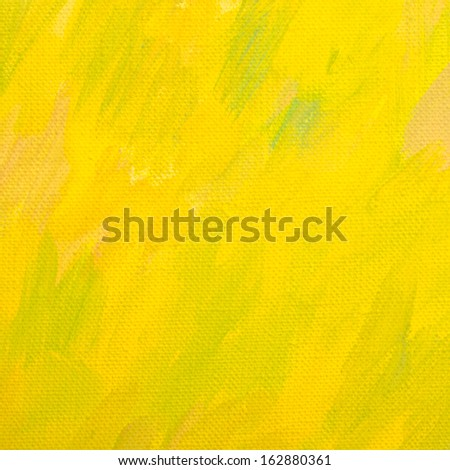 Painted canvas as background   - stock photo