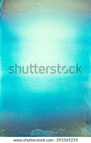 Painted canvas fragment texture background - stock photo