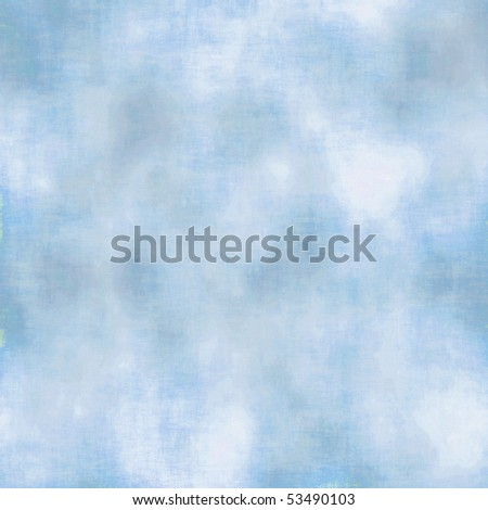 Painted Sky Texture - stock photo