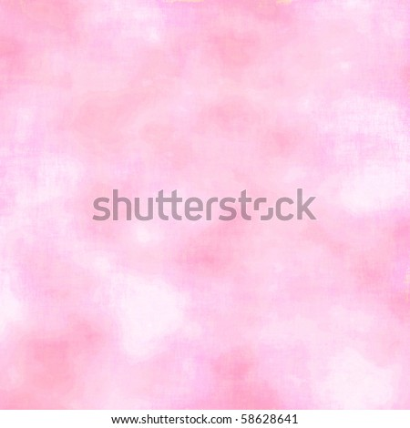 Painted Soft Pink Studio Background - stock photo