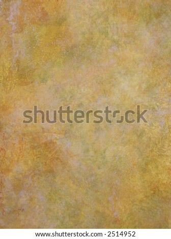 Painted Surface for Texture - stock photo