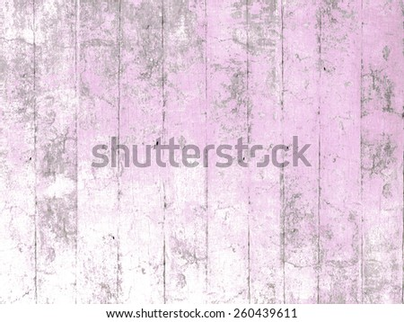 Painted wood background purple - stock photo