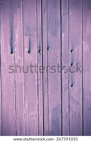 Painted wooden texture - stock photo
