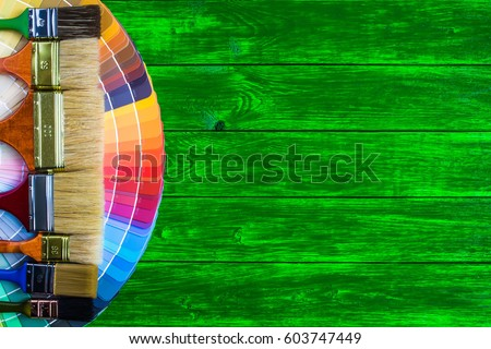House Painter Stock Images Royalty Free Images Vectors