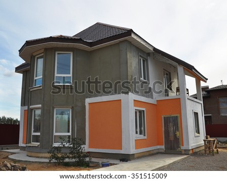 Facade Plaster Stock Photos Images Pictures Shutterstock