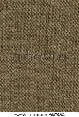 Painting canvas texture - stock photo