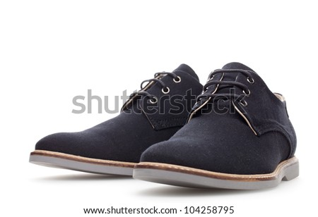 Pair of a shoes - stock photo