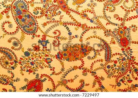 Pakistani cloth - stock photo