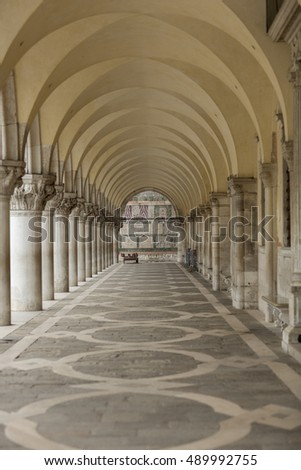 Palazzo Ducale,  Doge's Palace-  Venice-Italy 27-03-2013