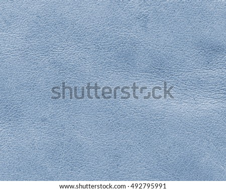 pale blue leather texture closeup, Useful for design-works