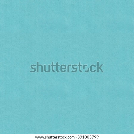 Pale blue paper texture. Seamless pattern tile. - stock photo