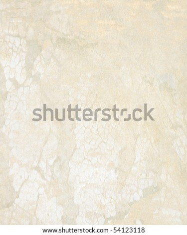 pale cracked textured abstract - stock photo