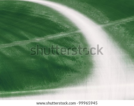 Pale green background template. - stock photo