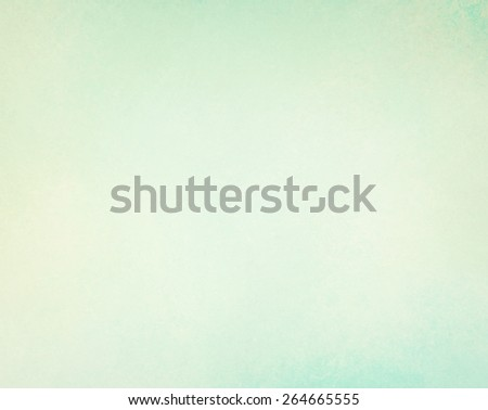 pale green blue background with faded white texture - stock photo