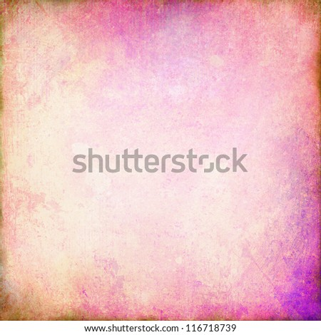 pale pink background or white background of vintage grunge background texture parchment paper, abstract white background with pastel color on white paper canvas linen texture, light solid background - stock photo