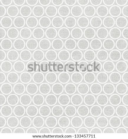 Pale seamless pattern. Fabric linen background. - stock photo