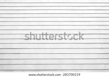 Pale wood panel white texture background - stock photo