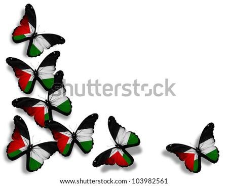 uae flag butterflies isolated on white stock illustration 98813348 shutterstock. Black Bedroom Furniture Sets. Home Design Ideas