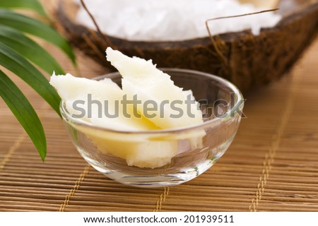 palm oil - stock photo
