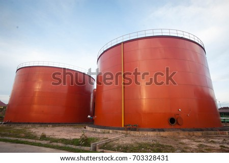 Gas Tank Size Malaysia >> Palm Oil Refinery Stock Images, Royalty-Free Images & Vectors | Shutterstock