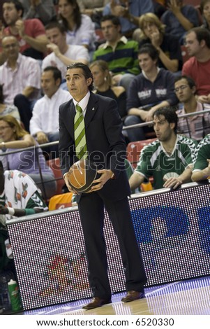 Pamesa Valencia - Spainish ACB League Team - Europe - Season 2007-2008