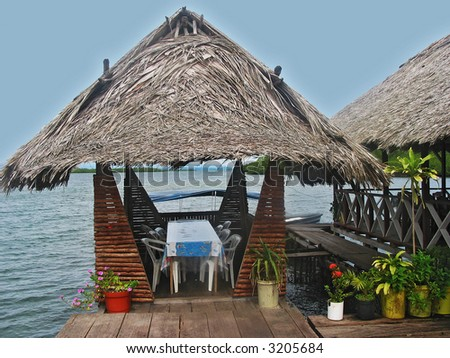 Panama Restaurant On The Water