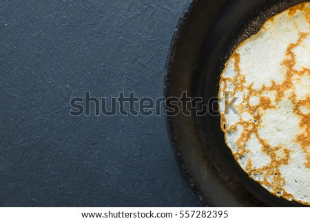 how to cook pancakes in a frying pan