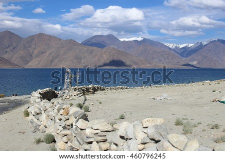 Pangong Lake, Ladakh - India
