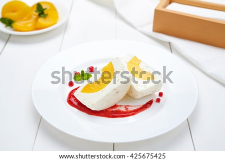 ... panna cotta perfect panna cotta eggnog panna cotta mango panna cotta