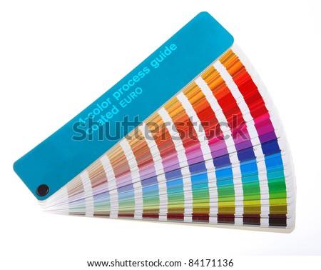 pantone_ color guide - Pantone Color Swatch Book