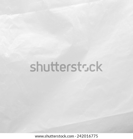 paper background, creased paper texture - stock photo