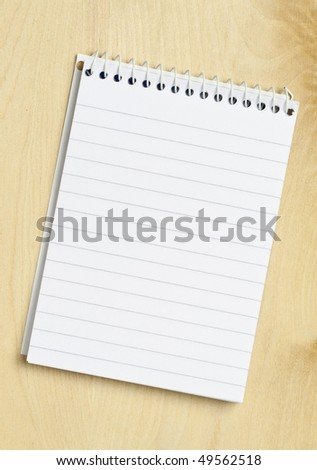 paper background for your note - stock photo