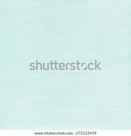 Paper background with delicate bamboo turquoise pattern - stock photo