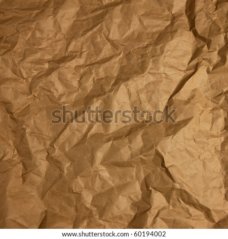 Paper Bag Background - stock photo