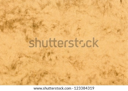 Paper based beige texture background. - stock photo