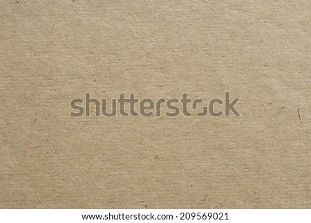 Paper cardboard background or texture - stock photo
