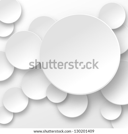 paper-cut effect. abstract background