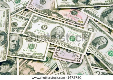 Paper Money - stock photo