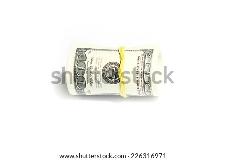 paper note dollars as part of the pay system
