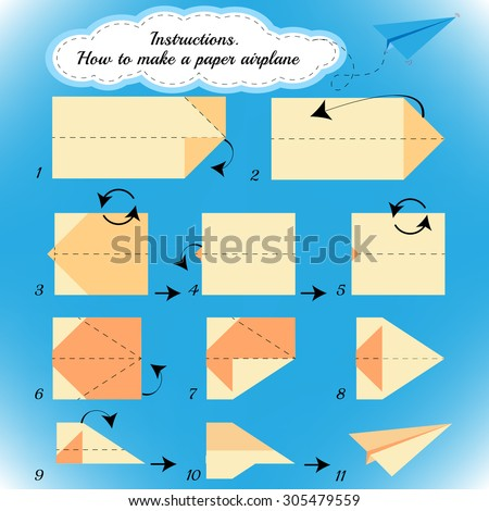 demonstrative speeches on how to make a paper airplane There are certain things every dad should pass on to their children - learning how to make paper airplanes is one of them choose one of three designs and take flight.