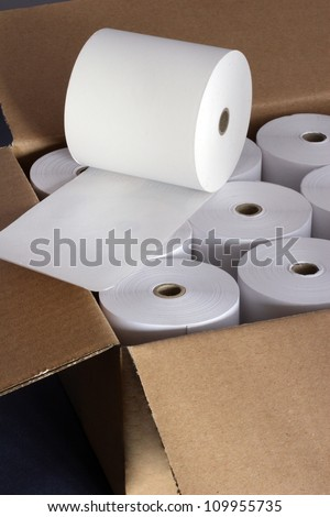 Paper Rolls for Cash Register