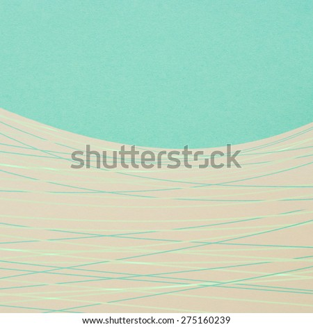 paper surface and stripes background for your text - stock photo