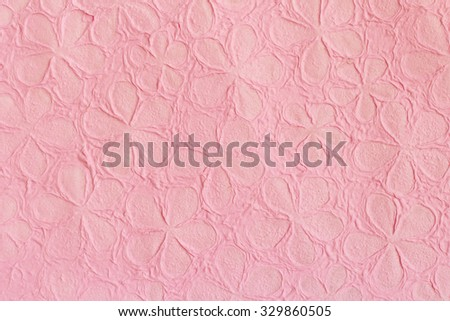 Paper Texture Background from mulberry paper - stock photo