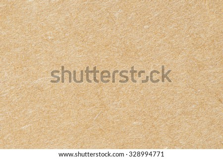 Paper texture - brown kraft sheet background.