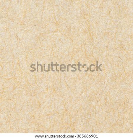 Paper texture - brown kraft sheet background. - stock photo