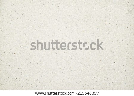 Paper texture - brown paper sheet - stock photo