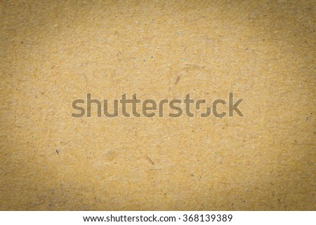 Paper texture - brown paper sheet background - vintage effect style pictures.